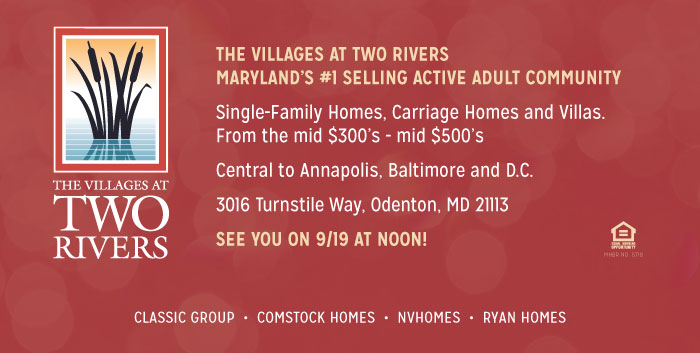 New Homes In MD Event